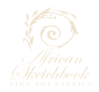 African Sketchbook | Fine Art Fabrics